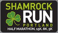 Shamrock Run Portland Logo