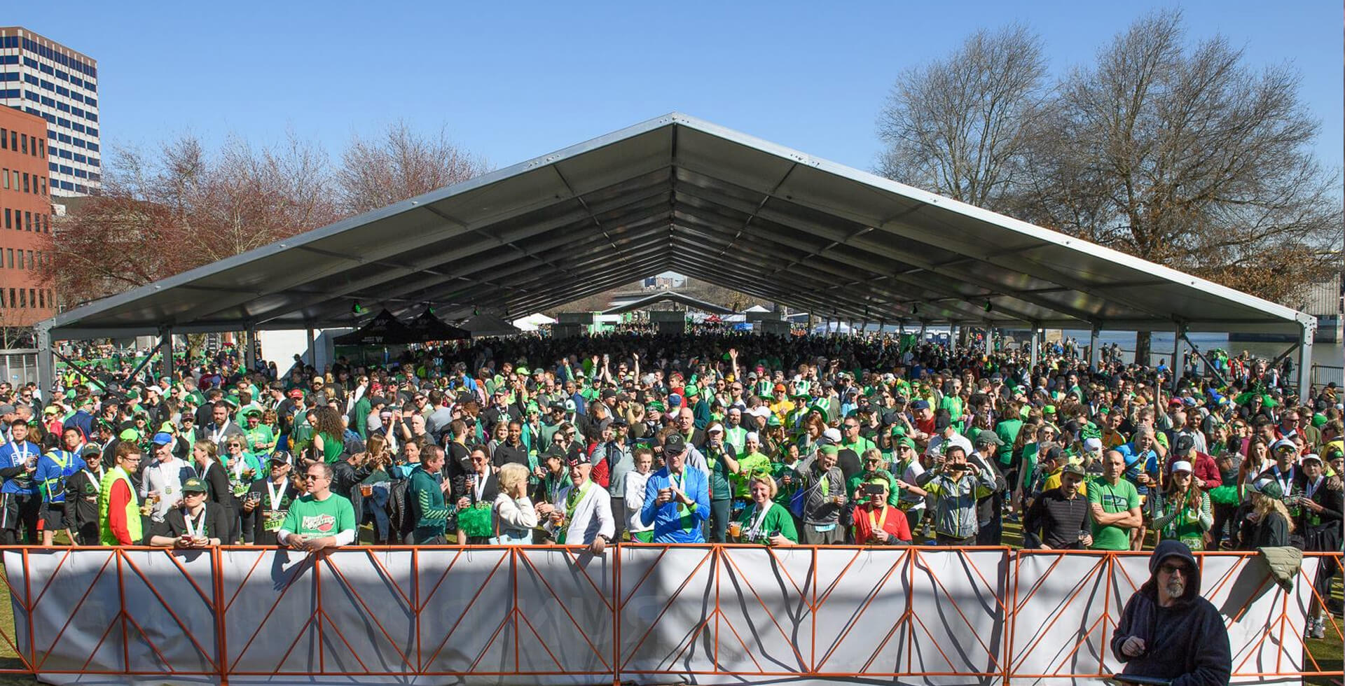 Shamrock Run is a Portland Classic