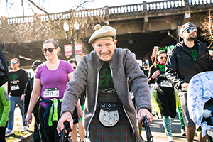 2019 Portland Shamrock Run turns the City of Roses Green