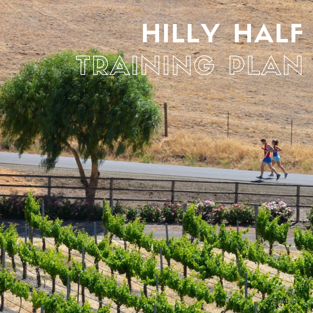 Training Plan for a Hilly Half Marathon