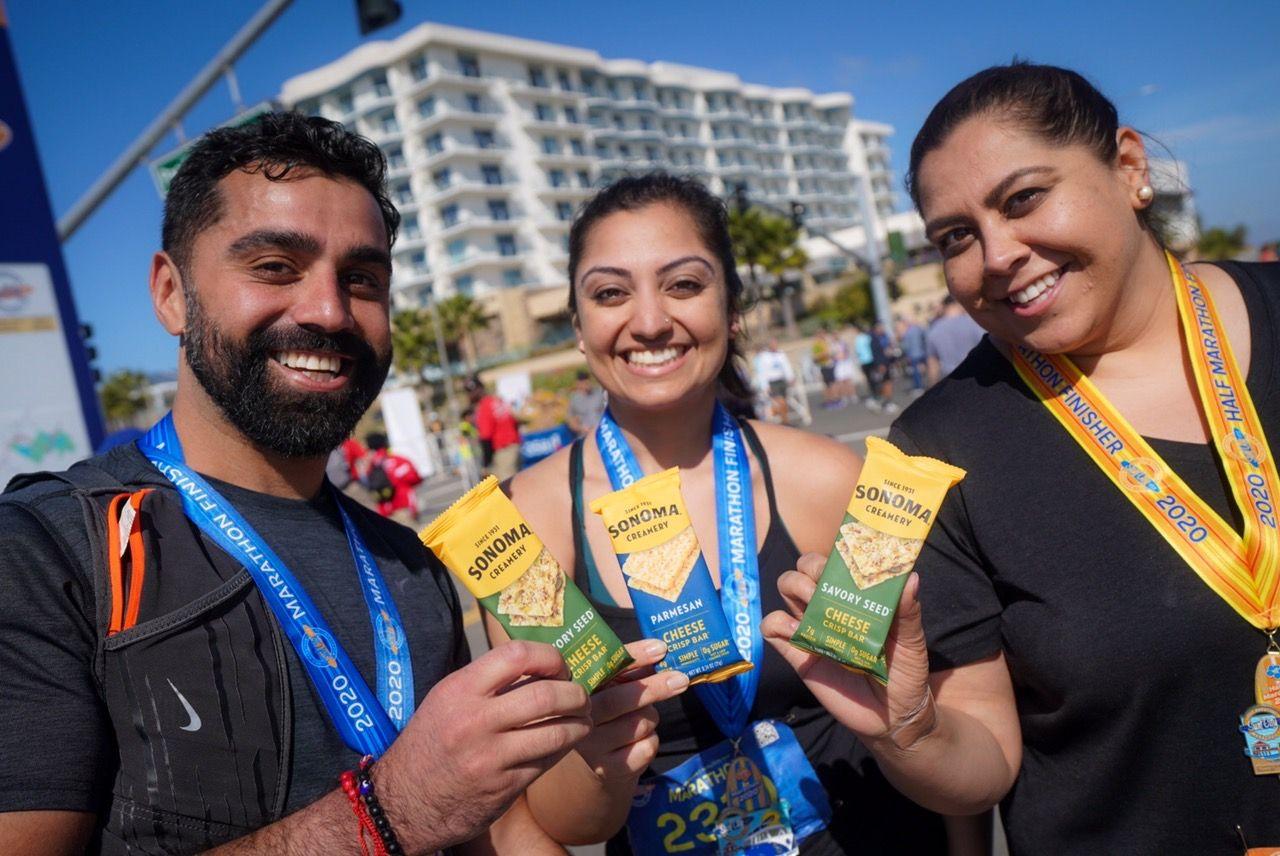 Sonoma Creamery Partners With Napa To Sonoma Half Marathon