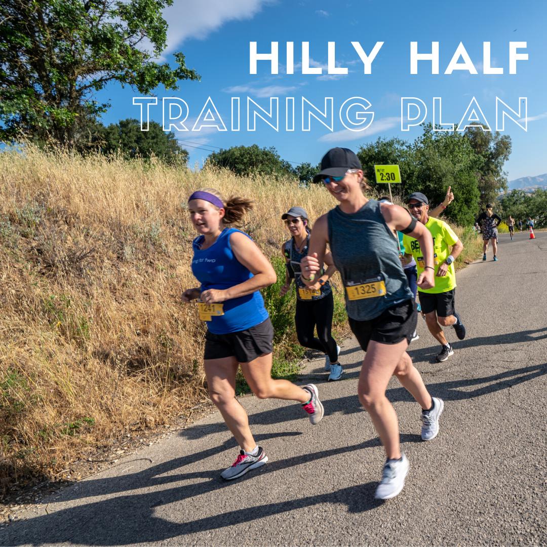 12-Week Training Plan
