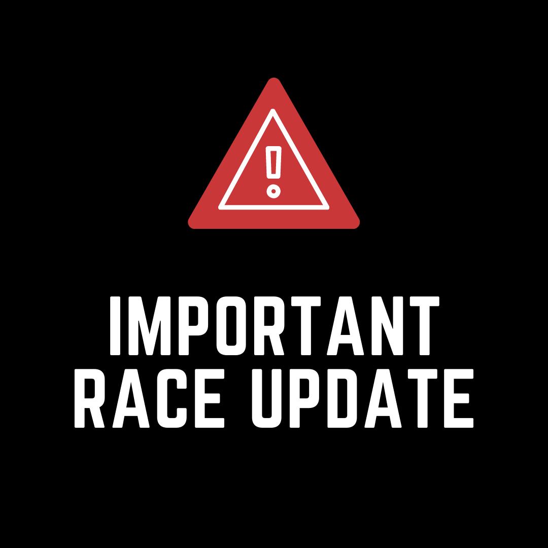 COVID-19 Race Updates