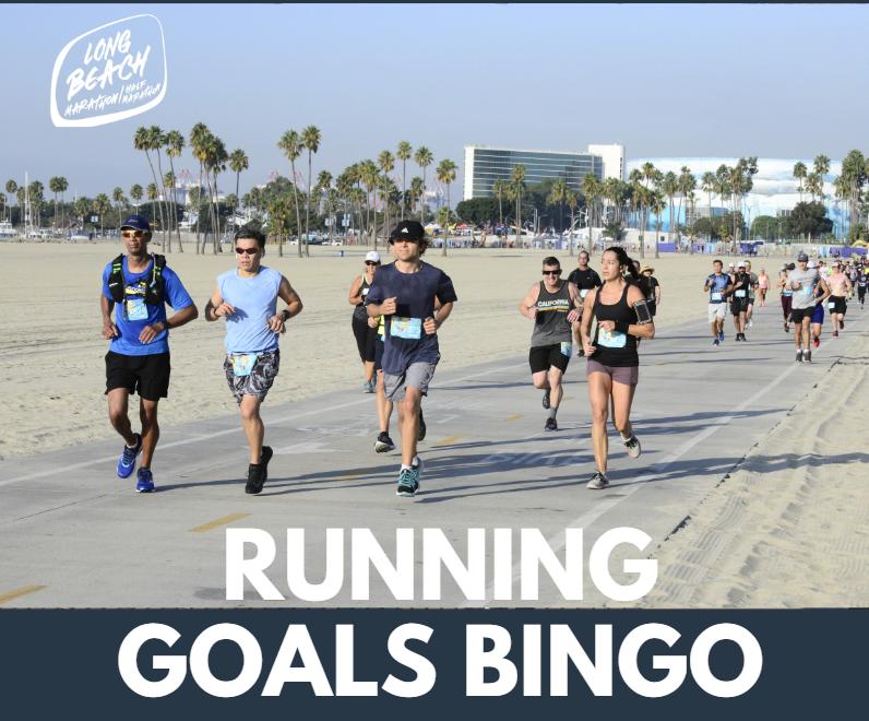 Runner's Bingo