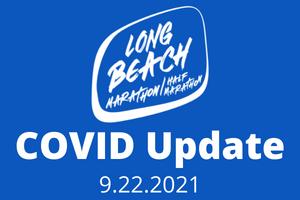 COVID Update 9.22.21