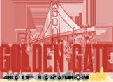 Golden Gate Half Marathon & 5k 2020 | Motiv Running Logo