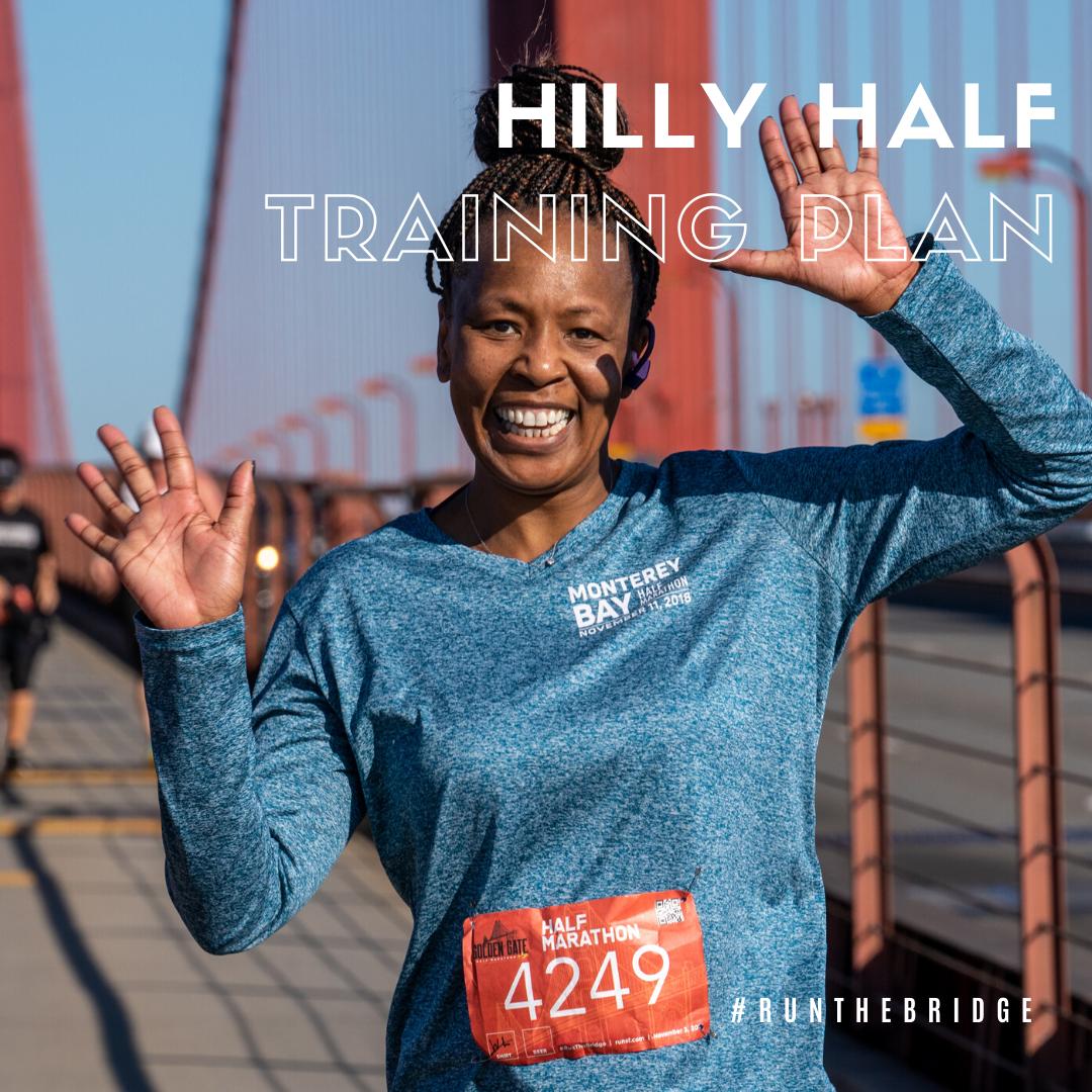 Hilly Half Training Plan