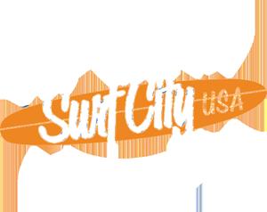Surf City Marathon Logo