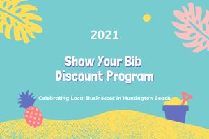 2021 Show Your Bib Discount Program